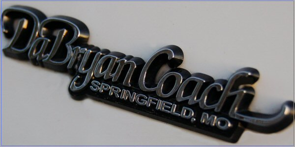 Da Bryan Coach badge